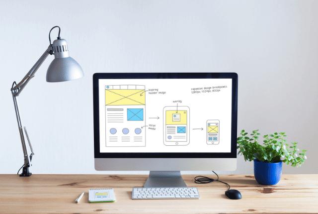 בניית אתרים, עיצוב אתרים, איפיון אתרים