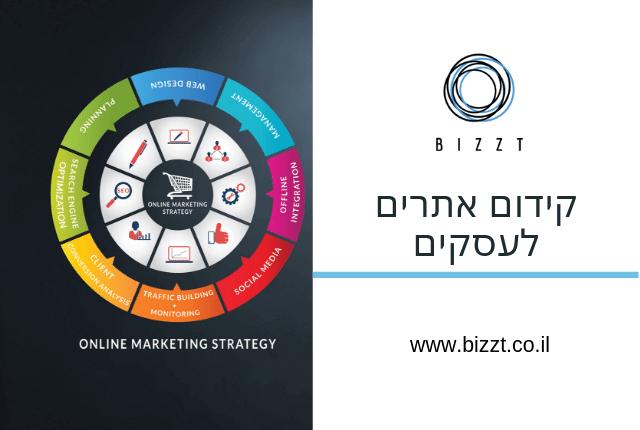 קידום אתרים לעסקים - BIZZT