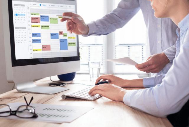 עבודה, משרד, עסקים, תוכנת ניהול