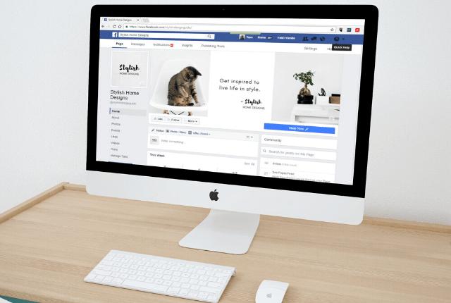 עמוד עסקי פייסבוק