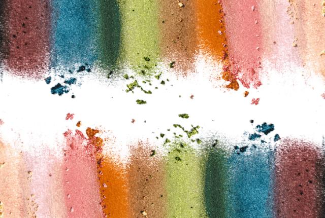 צבעים, דף צבעוני