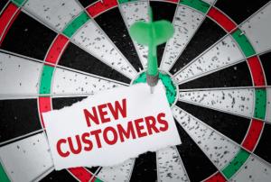 מועדון לקוחות לעסקים קטנים, קליעה למטרה