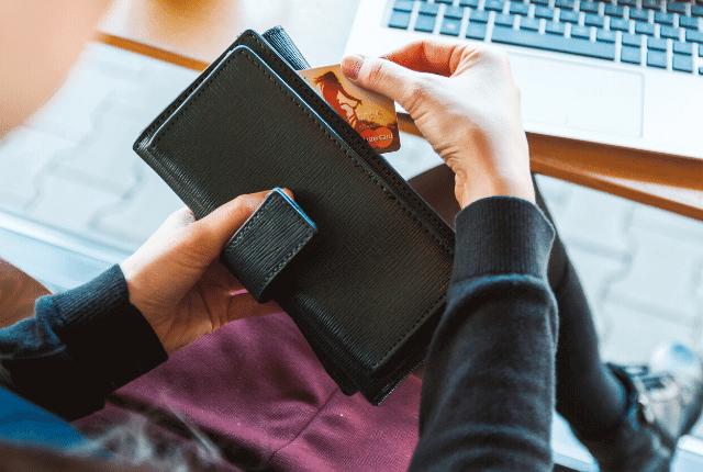 תשלום, אשראי, רכישה