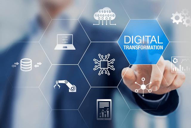 דיגיטל, מערכות, טכנולוגיה