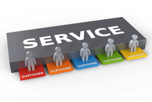 שירותים של בעלי מקצוע